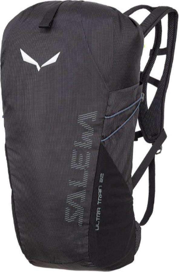 Salewa Adult Unisex Ultra Train 22 Lightweight Mountaineering Pack, 22l Black