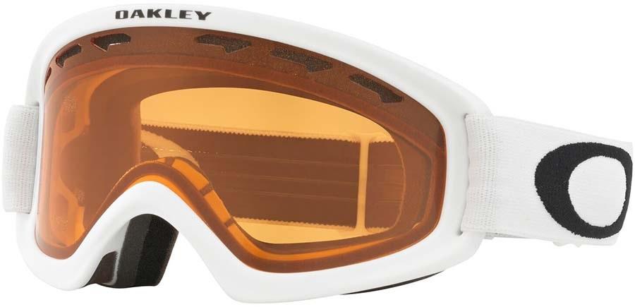 Oakley O Frame 2.0 PRO S Persimmon Snowboard/Ski Goggles, S White