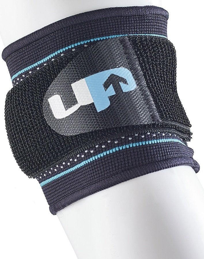 Ultimate Performance Advanced Compression Elbow Support, XL Black