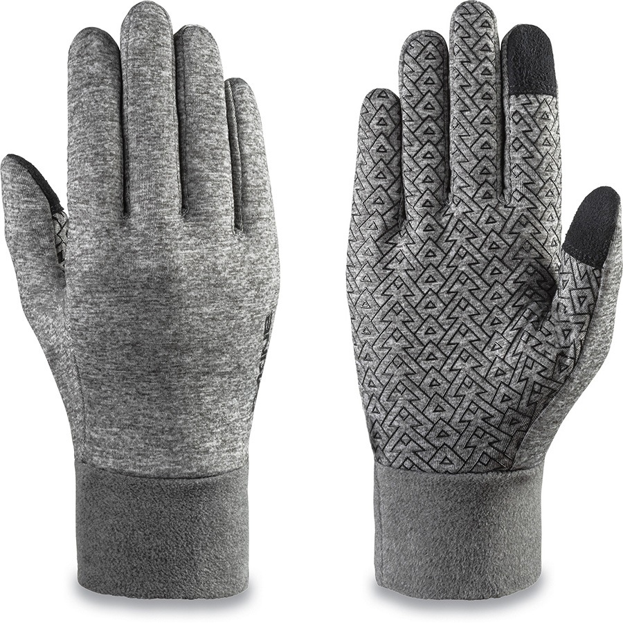 Dakine Storm Stretch Fleece Snowboard/Ski Liner Gloves XL Shadow