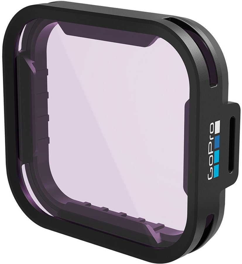 GoPro Dive Filter Super Suit Case Accessory, Green Water, Magenta