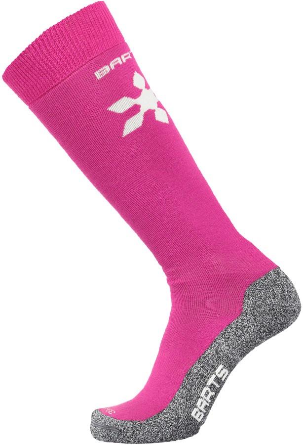 Barts Basic Ski/Snowboard Socks UK 6-8 Fuchsia