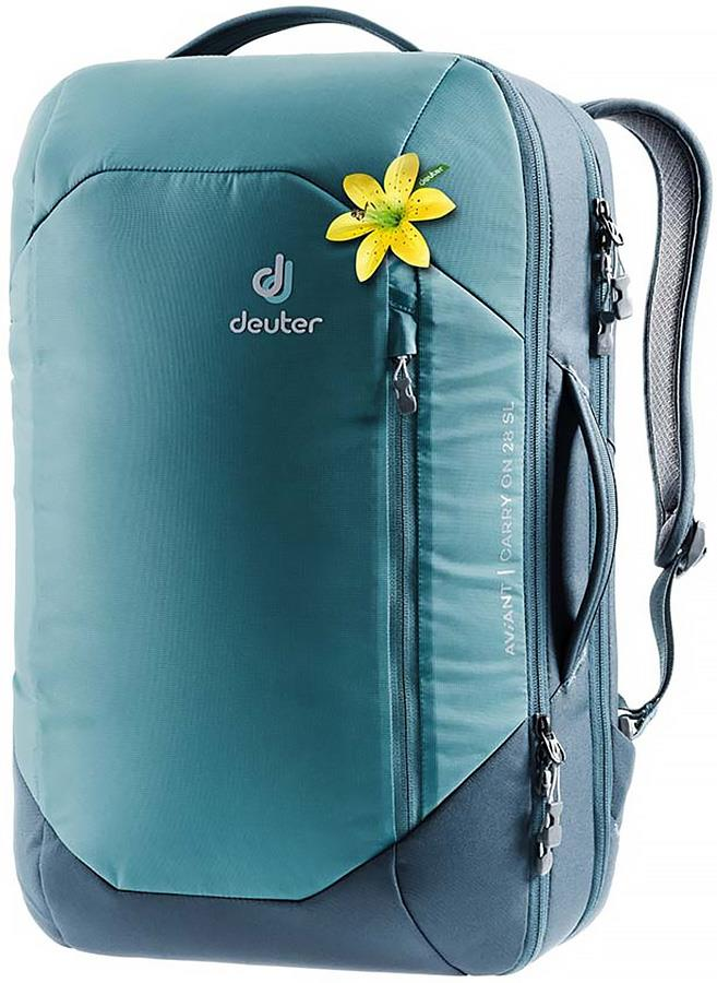 Deuter Aviant Carry On 28 SL Travel Backpack, 28L Denim/Arctic