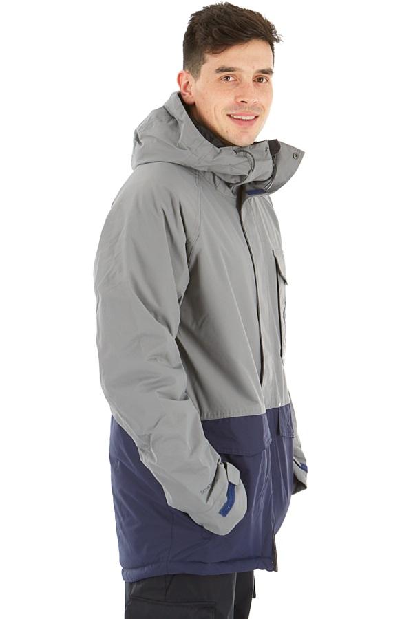 Sessions Supply Ski/Snowboard Jacket, M Gunmetal