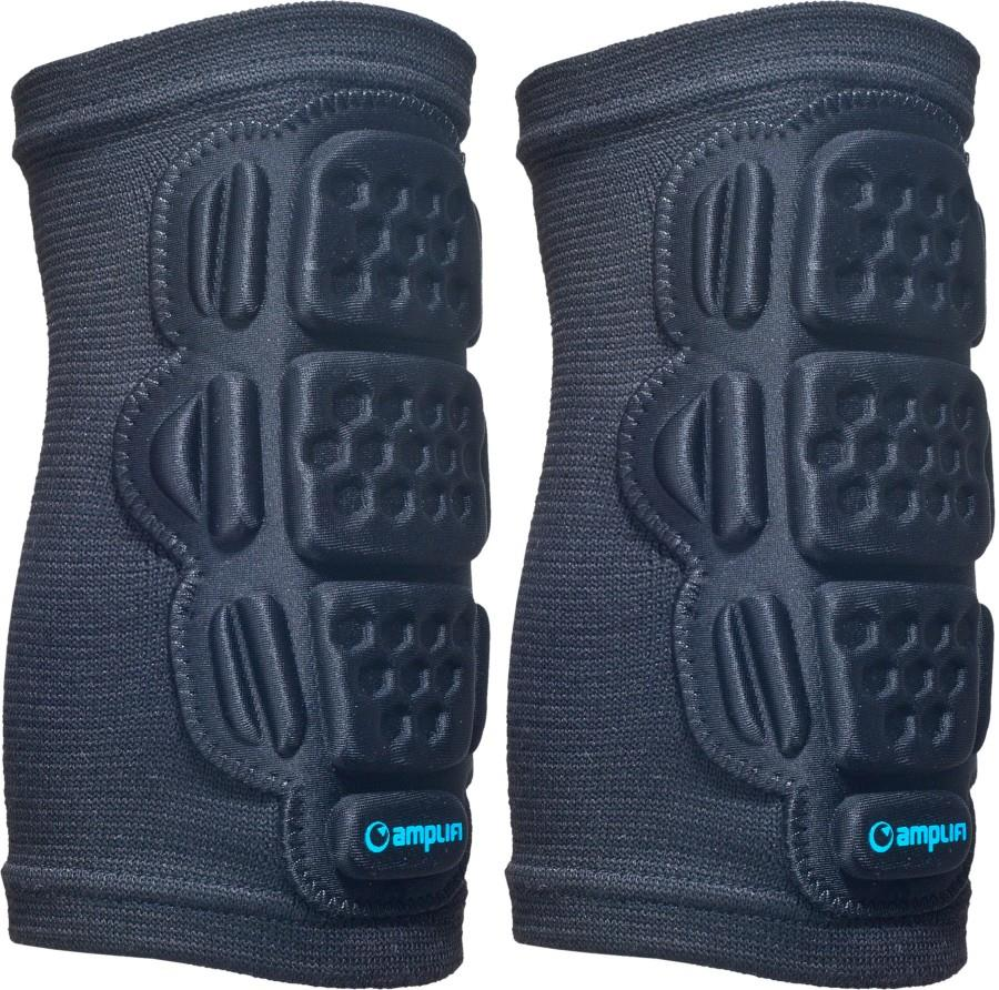 Amplifi Elbow Sleeve Ski/Snowboard Protection Elbow Pads, S Black