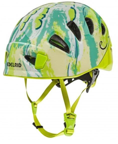 Edelrid Adult Unisex Shield 2 Kids Helmet Kids Climbing Helmet, 52 - 62 Cm Oasis
