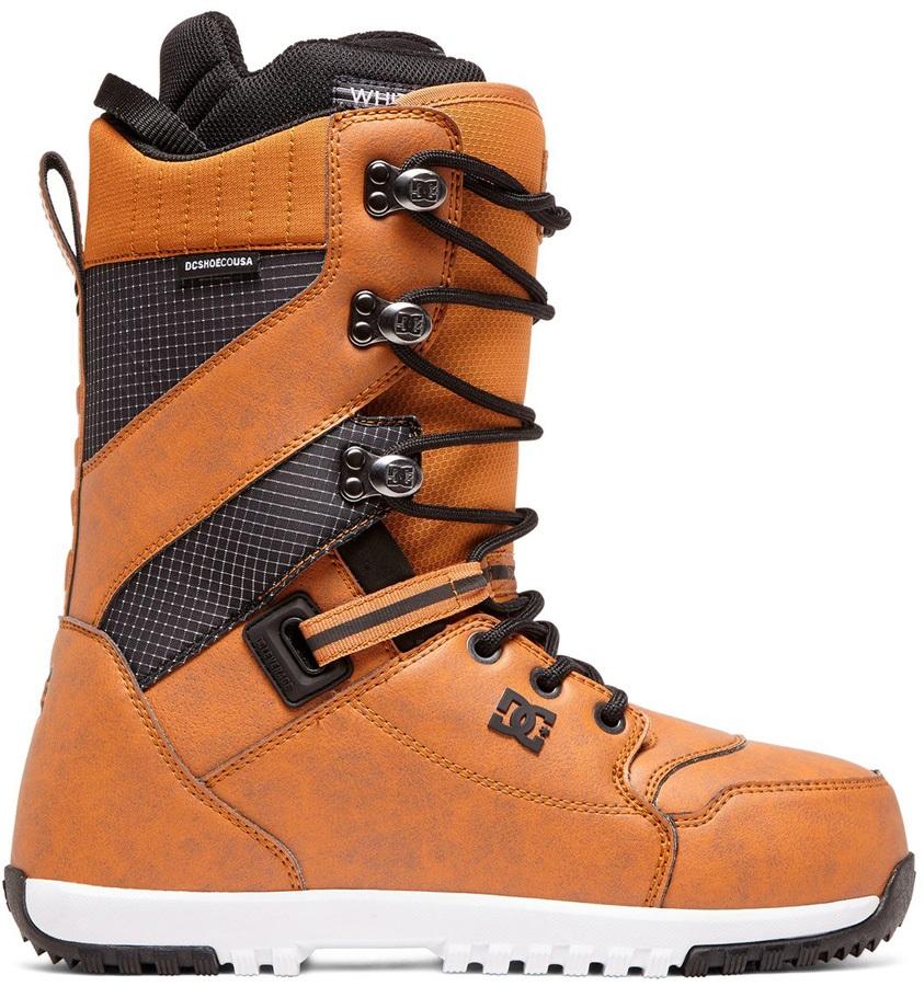 DC Mutiny Snowboard Boots, UK 12 Wheat 2020
