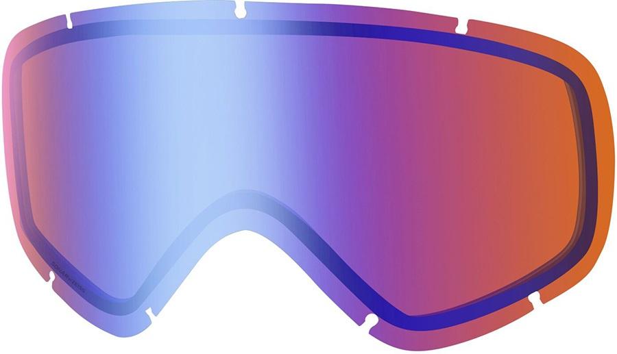 Anon Helix 2.0 Ski/Snowboard Spare Lens, Sonar Blue