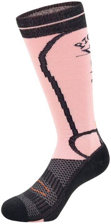 Picture Magical Snowboard & Ski Socks, L Pink
