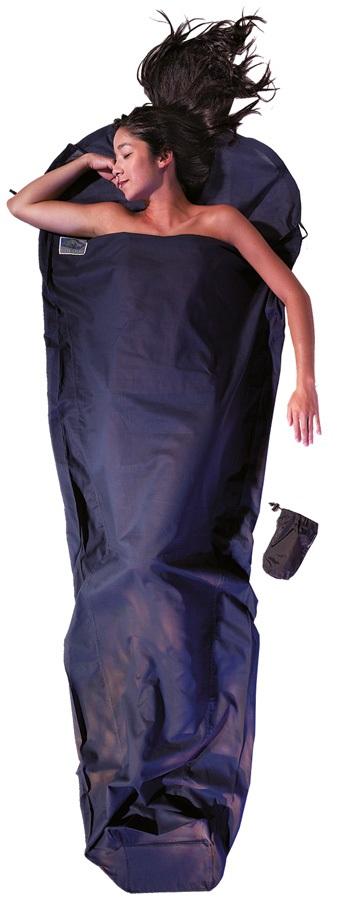 Cocoon Mummyliner Egyptian Cotton Sleeping Bag Liner, Tuareg