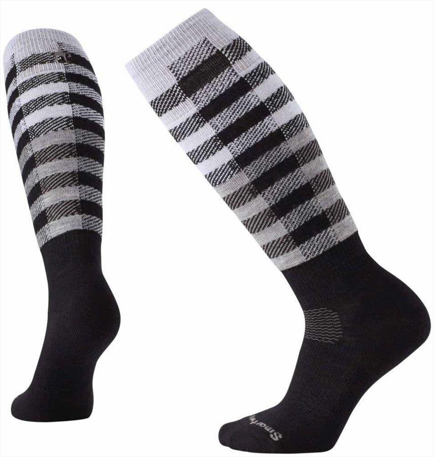 Smartwool Women's Snowboard Socks, M Black