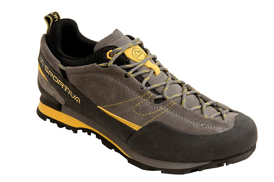 La Sportiva Boulder X Approach/Walking Shoes, UK 7.5+ / EU 41.5 Grey