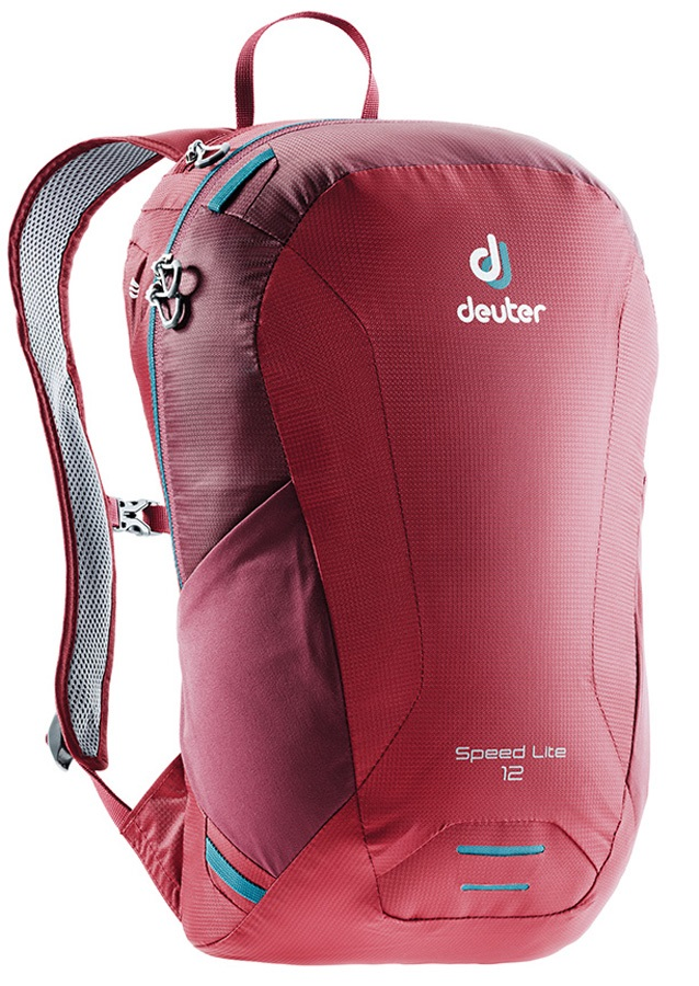 Deuter Speed Lite 12 Hiking Backpack, 12L Cranberry/Maron