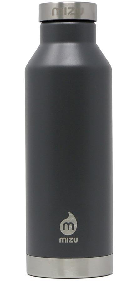 Mizu V6 Stainless Steel Insulated Drinks Bottle, 560ml Grey