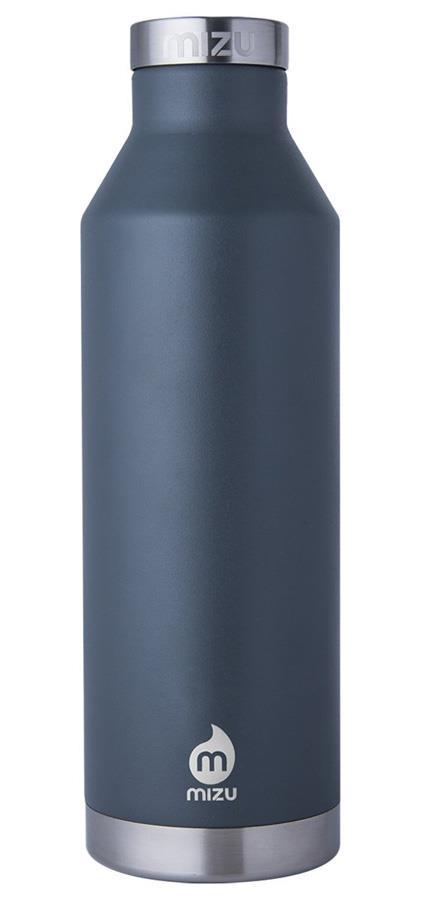 Mizu V8 Stainless Steel Vacuum Flask Water Bottle, 780ml Grey