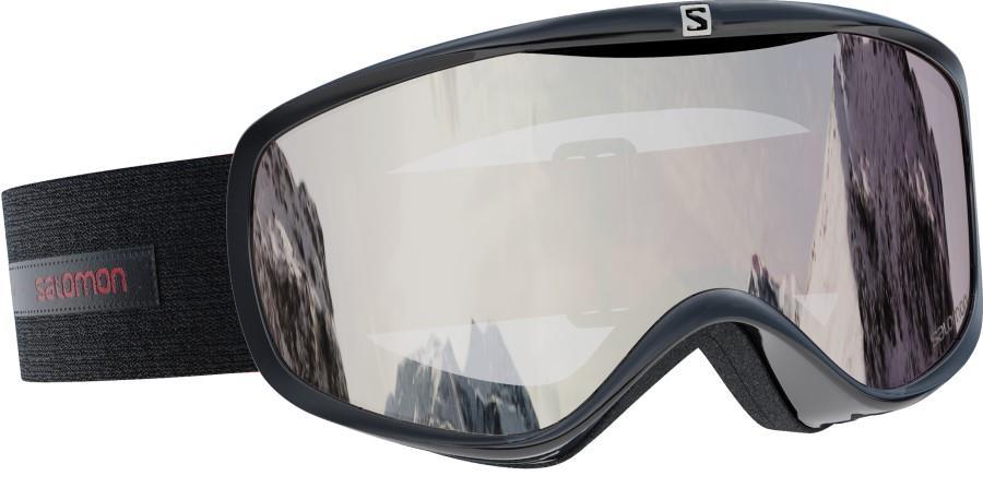 Salomon Sense Univ. S White Women's Snowboard/Ski Goggles, S Black