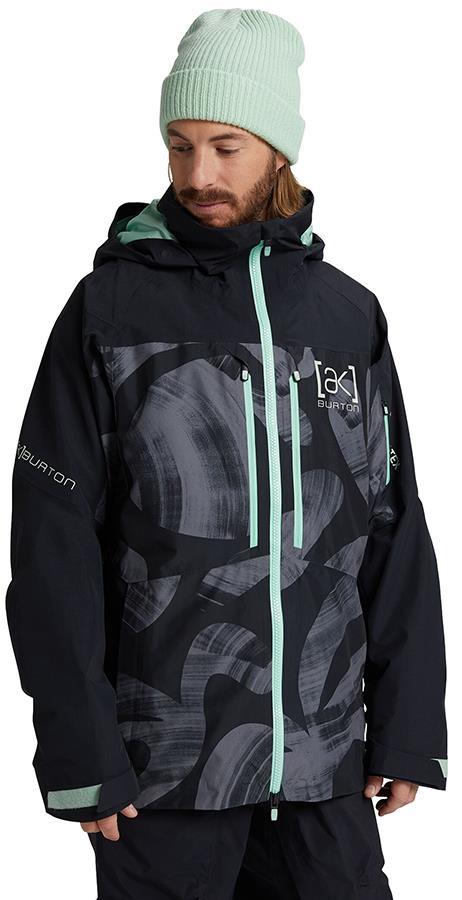 Burton [ak] 2L Swash Gore-Tex Ski/Snowboard Jacket M Ty Williams