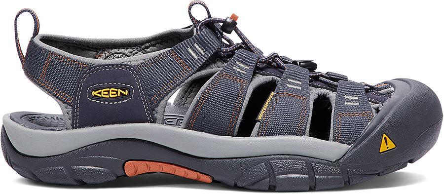 Keen Newport H2 Walking Sandals, UK 10 India Ink/Rust