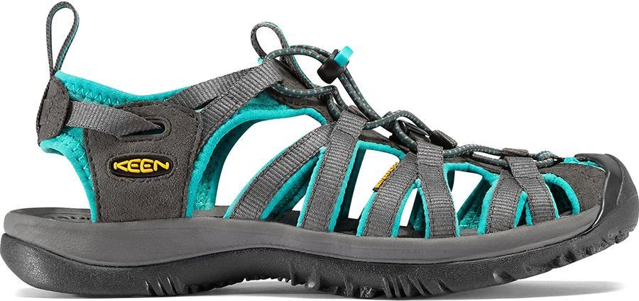 Keen Whisper Women's Walking Sandals, UK 7.5 Dark Shadow/Ceramic