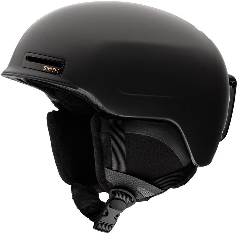 Smith Allure MIPS Women's Snowboard/Ski Helmet, S Matte Black Pearl