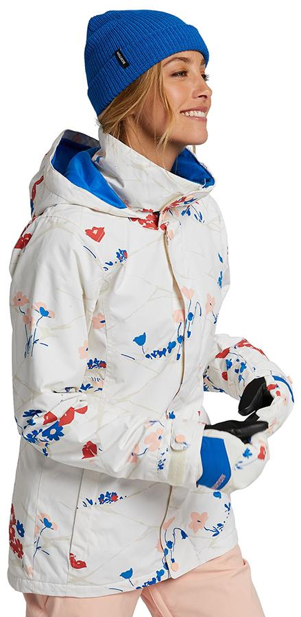 Burton Jet Set Women's Snowboard/Ski Jacket, S Landscape