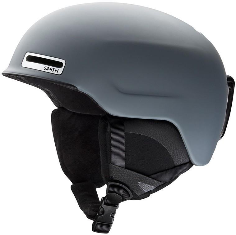 Smith Maze Ski/Snowboard Helmet, S Matte Charcoal
