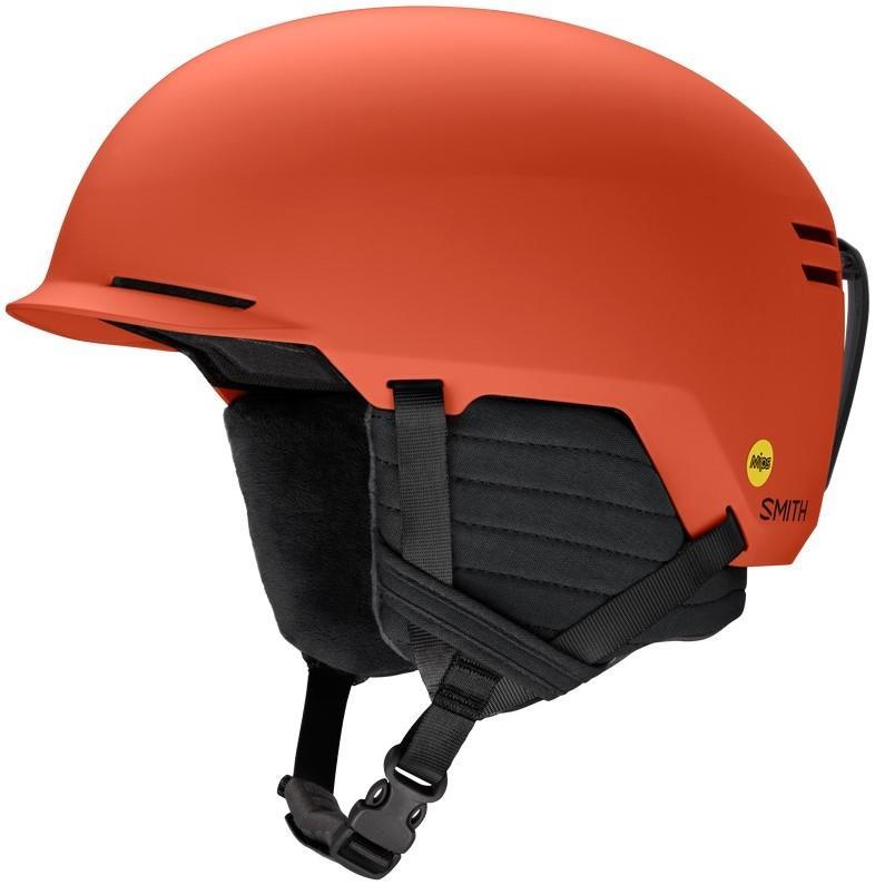 Smith Scout Snowboard/Ski Helmet, M Matte Burnt Orange
