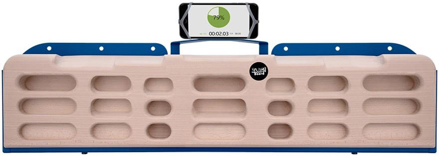 Zlagboard Pro Training Board With Phone App Vertical Life Pro Wood