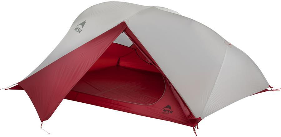 MSR Freelite 3 V2 Ultralight Backpacking Tent, 3 Man Grey