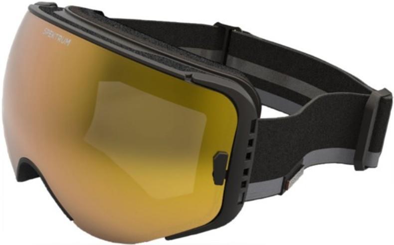 Spektrum Skutan Duotone Snowboard/Ski Goggle, One Size Black Charcoal