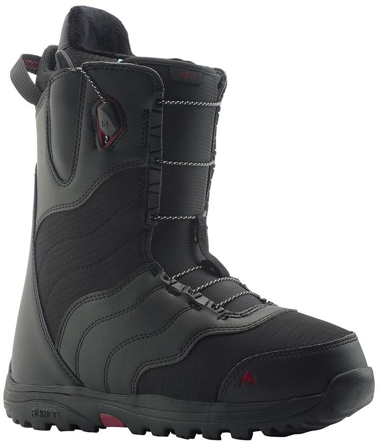 Burton Mint Women's Snowboard Boots, UK 4 Black 2021