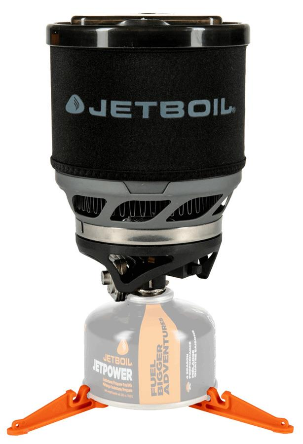 Jetboil MiniMo Compact Hiking Stove 1L Carbon