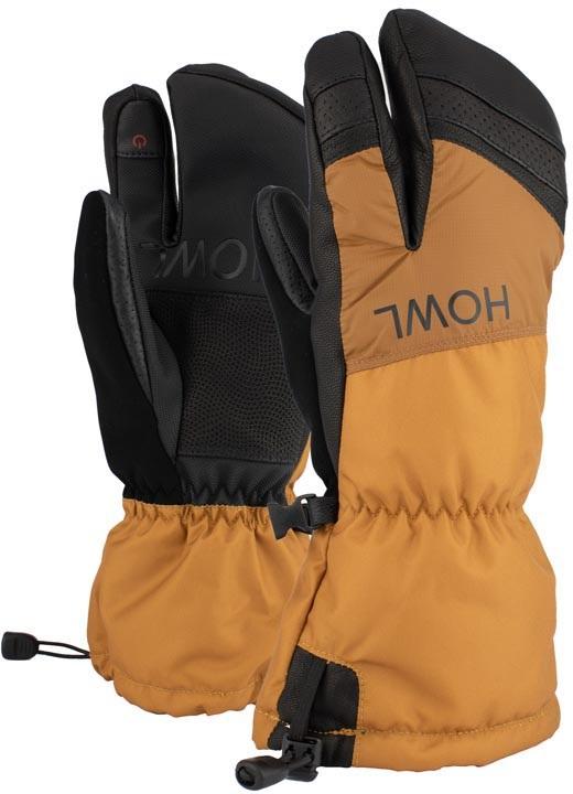 Howl Trigger Ski / Snowboard Mitts, M Sand