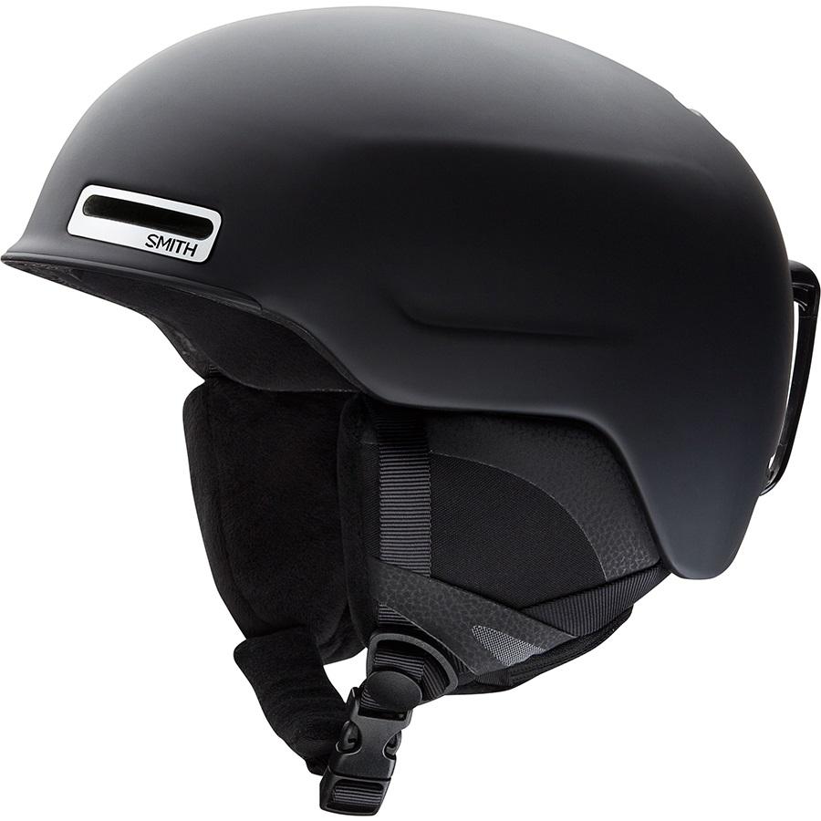 Smith Maze Ski/Snowboard Helmet, S Matte Black