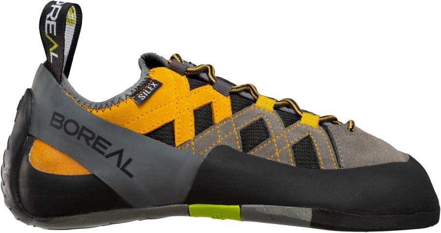 Boreal Silex Lace Rock Climbing Shoe, UK 7.5 | EU 41.5 Grey