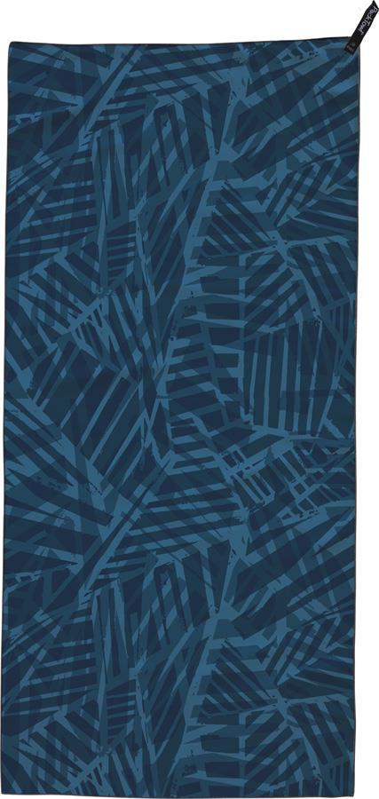 PackTowl Personal Towel Fast Drying Travel Towel, Hand Botanic