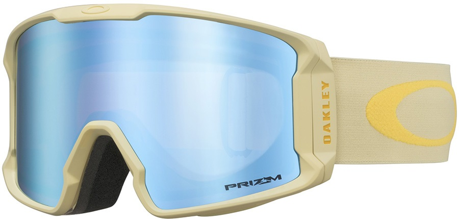 Oakley Adult Unisex Line Miner J.Anderson, Prizm Sapphire Snowboard/Ski Goggles, L