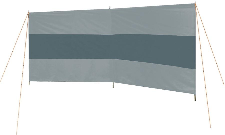 Bo-Camp Brendan Windbreak 2 Panel Windscreen, 335 x 120cm