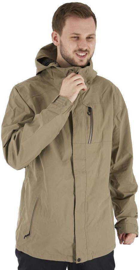 Volcom L Insulated Gore-Tex Ski & Snowboard Jacket, L Teak