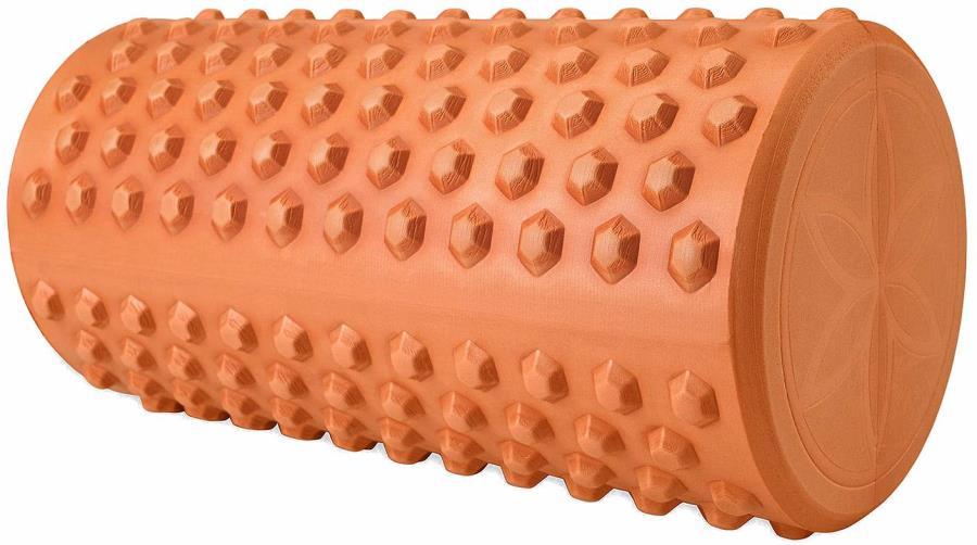 "Gaiam 12"" Textured Foam Roller"