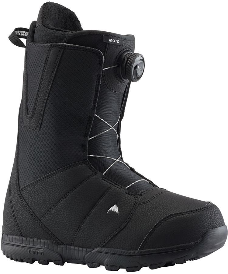 Burton Moto BOA Men's Snowboard Boots, UK 13 Black 2021
