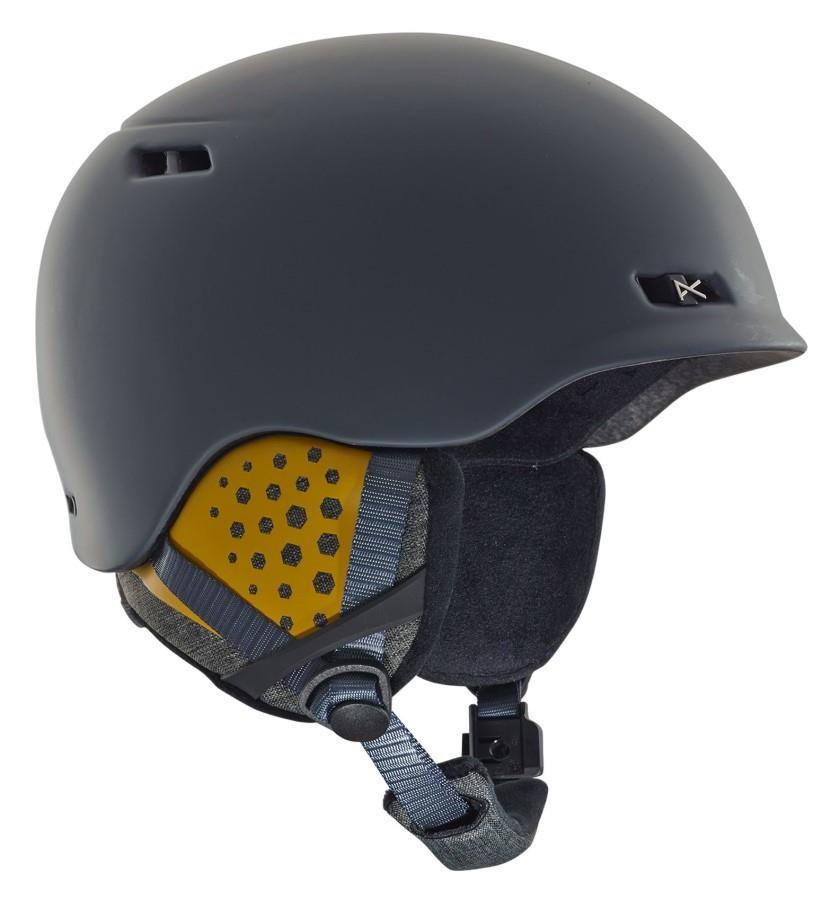 Anon Rodan Ski/Snowboard Helmet, L Gray