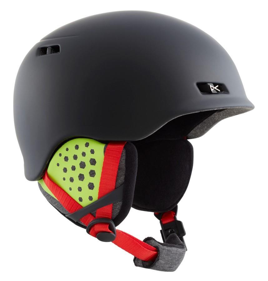 Anon Rodan Ski/Snowboard Helmet, M Black Pop