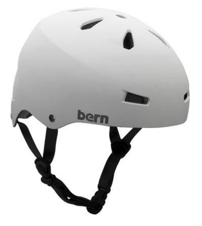 Bern Macon H2O Watersports Helmet, XL Satin White