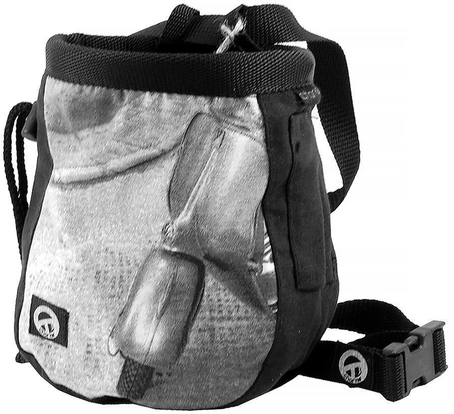 Charko Pera Rock Climbing Chalk Bag, Regular Vintage Bag