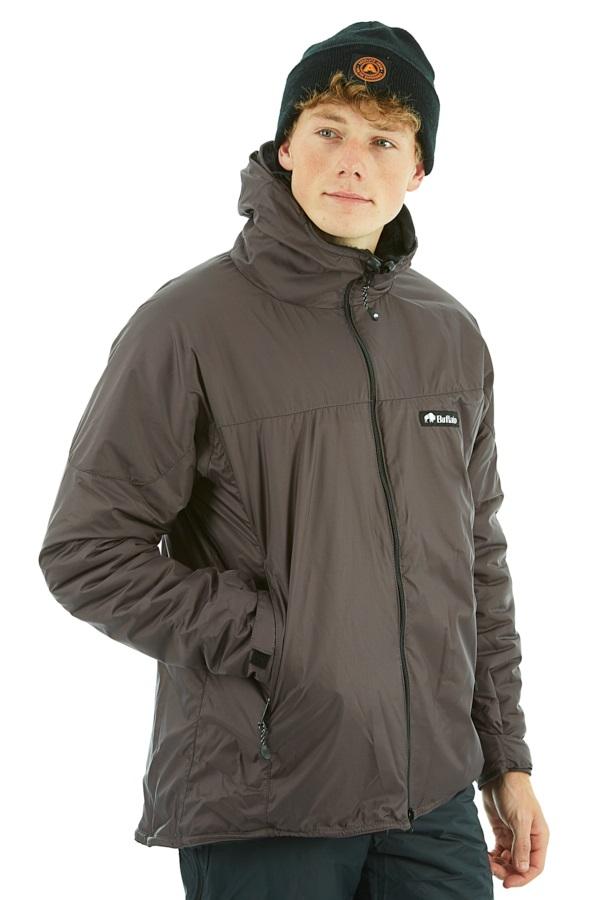 Buffalo Alpine Jacket All Weather Windproof S Bark