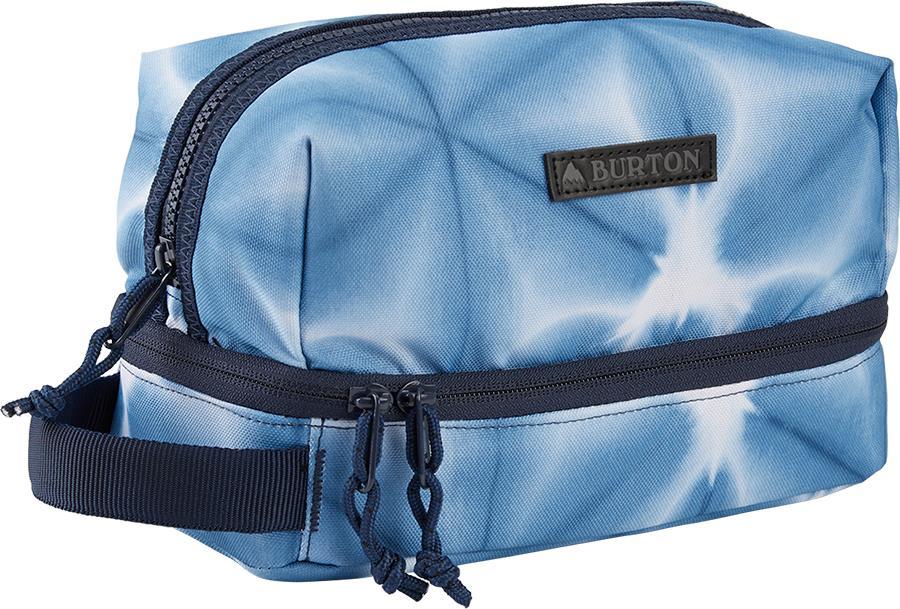 Burton Low Maintenance Accessory Kit/Bag, 5L Blue Dailola Shibori