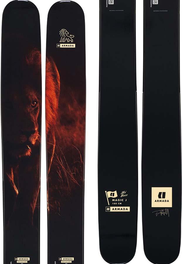 Armada Magic J Skis, 180cm Signature