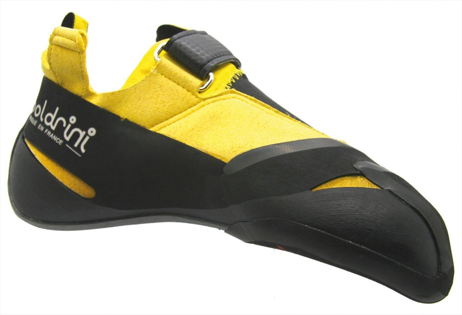 Andrea Boldrini Pantera Rock Climbing Shoe, UK 6.5 Yellow