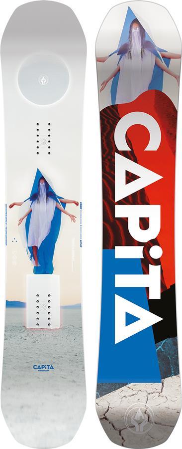 Capita DOA Hybrid Camber Snowboard, 159cm Wide 2022